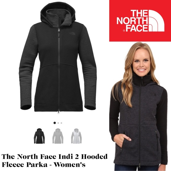 b3f95d205 ✨NWOT The North Face Indi 2 Hoodie Parka XS✨